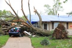 Emergency, Marietta Storm Damage