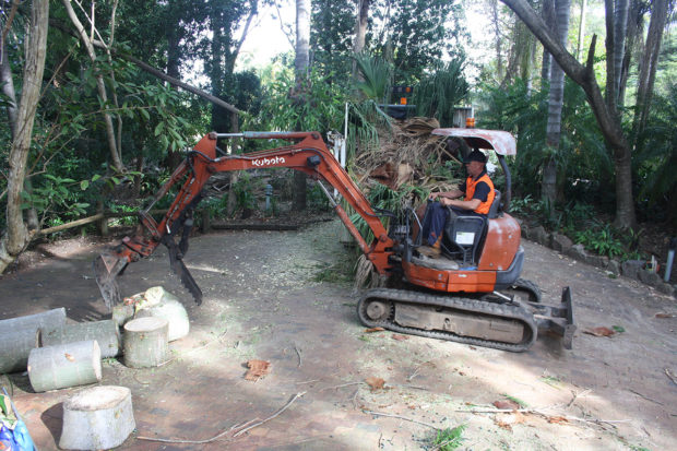 Block Clearing Services